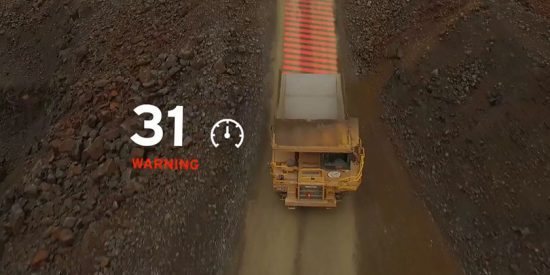 Trimble Introduces the LOADRITE H2250 Haul Truck Monitor